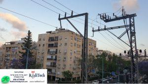 מתי מודדים קרינה מרשת חשמל חיצונית.